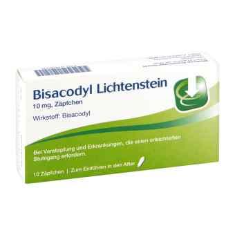 Bisacodyl Suppos. 10 mg