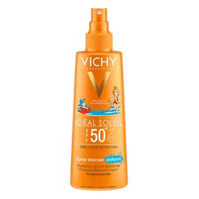 Vichy Capital Soleil Spray dla dzieci Lsf50  twarz i ciało  zamów na apo-discounter.pl