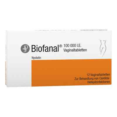 Biofanal Vaginaltabl.  zamów na apo-discounter.pl
