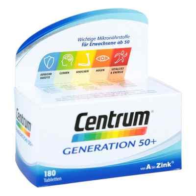 Centrum Gen.50+ A-zink+floraglo Lutein Caplette  zamów na apo-discounter.pl