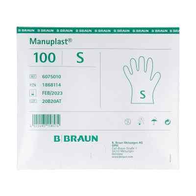 Manuplast Einmal Handschuhe Pe klein  zamów na apo-discounter.pl