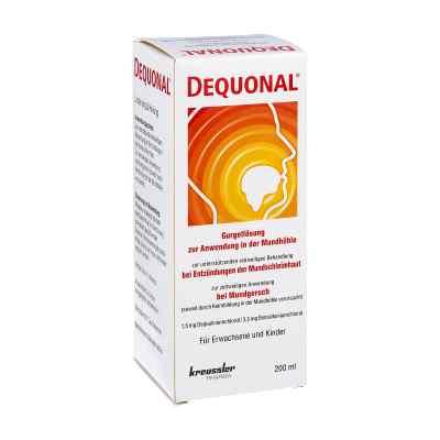 Dequonal roztwór  zamów na apo-discounter.pl