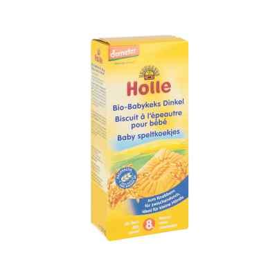 Holle Bio Baby ciasteczka orkiszowe dla dzieci