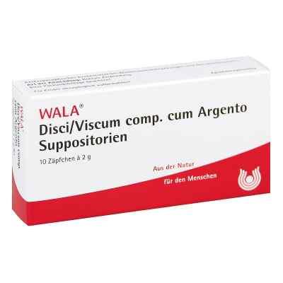 Disci/ Viscum Comp. c. Argento czopki  zamów na apo-discounter.pl