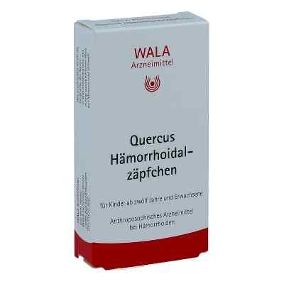 Quercus Haemorrhoidalzaepfchen  zamów na apo-discounter.pl