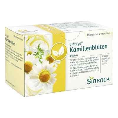 Sidroga herbata z kwiatów rumianku saszetki  zamów na apo-discounter.pl