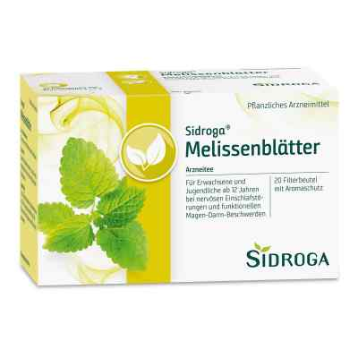 Sidroga Melissenblaettertee Filterbtl.  zamów na apo-discounter.pl