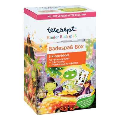 Tetesept Geschenkset Kinder Badespass  zamów na apo-discounter.pl