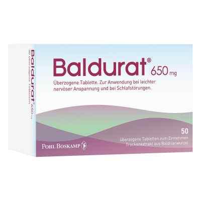 Baldurat tabletki powlekane  zamów na apo-discounter.pl