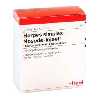 Herpes Simplex Nosoden Injeel ampułki  zamów na apo-discounter.pl