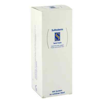 Sulfoderm S Teint Fresh woda do twarzy  zamów na apo-discounter.pl