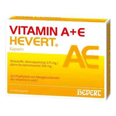 Vitamin A+e Hevert Kapseln  zamów na apo-discounter.pl