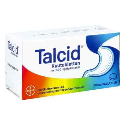 Talcid tabletki do ssania  zamów na apo-discounter.pl