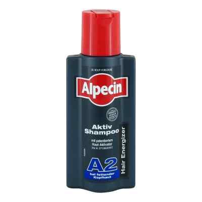 Alpecin Aktiv aktywny szampon A2 - włosy tłuste  zamów na apo-discounter.pl