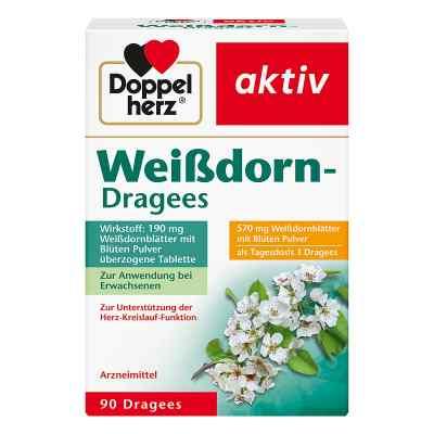 Doppelherz kwiat głogu  kapsułki  zamów na apo-discounter.pl