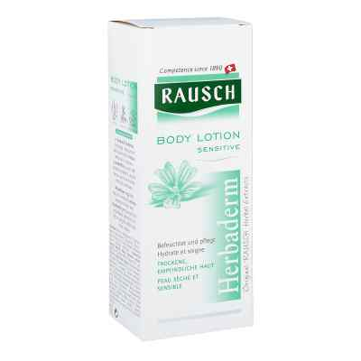 Rausch Sensitive balsam do ciała