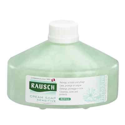 Rausch Sensitive kremowe mydło pH 5,5 op. uzupełniające