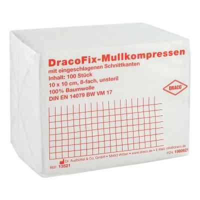 Dracofix Op-kompressen unsteril 10x10cm 8fach  zamów na apo-discounter.pl