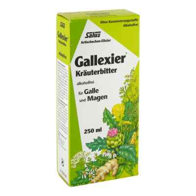 Salus Gallexier preparat ziołowy  zamów na apo-discounter.pl