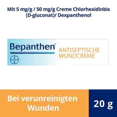 Bepanthen Antiseptische Wundcreme  zamów na apo-discounter.pl