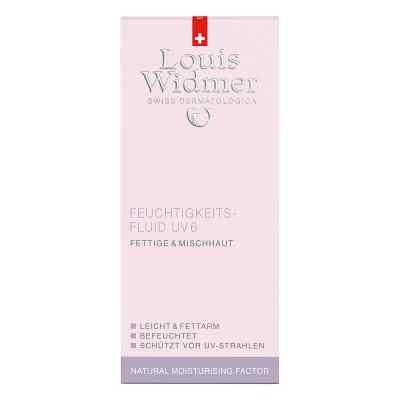 Louis Widmer fluid nawilżający z ochroną UV6 lekko pefrum  zamów na apo-discounter.pl
