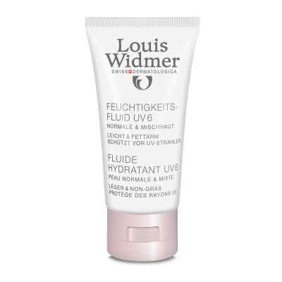 Louis Widmer fluid nawilżający z ochroną UV6 nieperfumowany  zamów na apo-discounter.pl