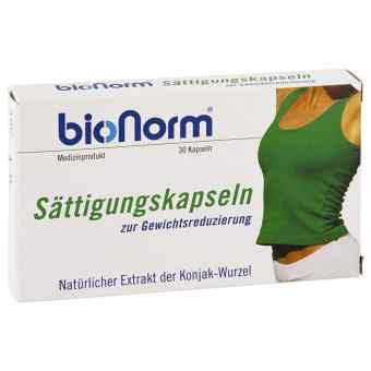 Bionorm kaspułki nasycające