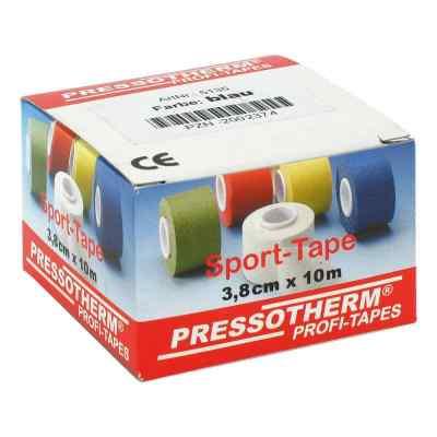 Pressotherm Sport-tape 38cmx10m opatrunek niebieski  zamów na apo-discounter.pl