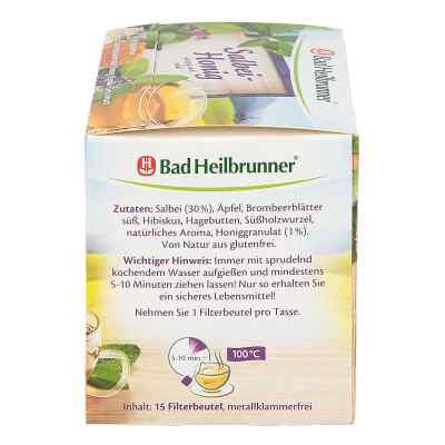 Bad Heilbrunner herbata z szałwią i miodem saszetki  zamów na apo-discounter.pl