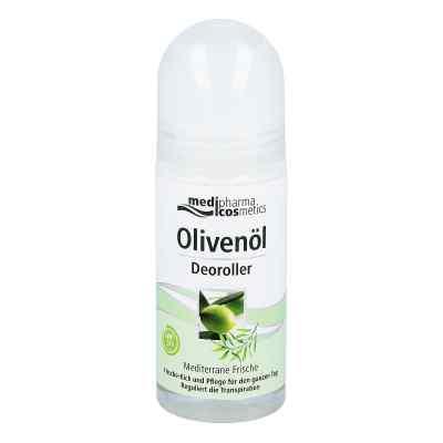 Olivenoel Deoroller Mediterrane Frische dezodorant