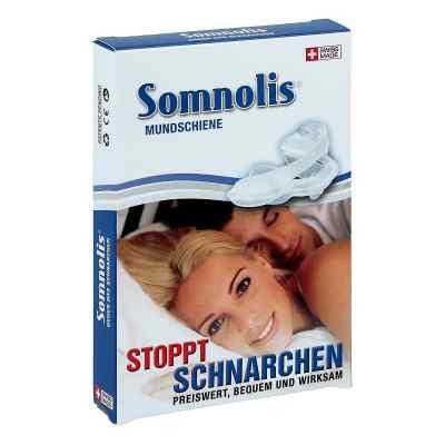 Somnolis Schnarch Schiene  zamów na apo-discounter.pl