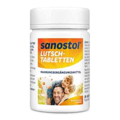 Sanostol tabletki do ssania  zamów na apo-discounter.pl