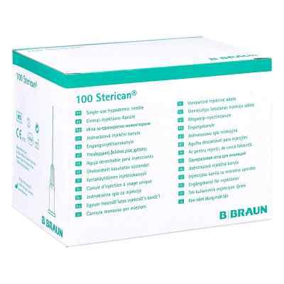 Sterican Ins.einm.kan.26gx1/2 0,45x12 mm