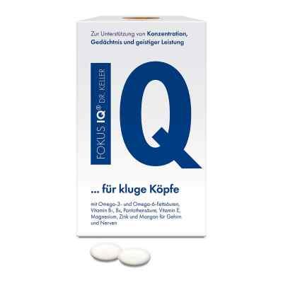 Fokus Iq Dr. Keller Kapsułki  zamów na apo-discounter.pl
