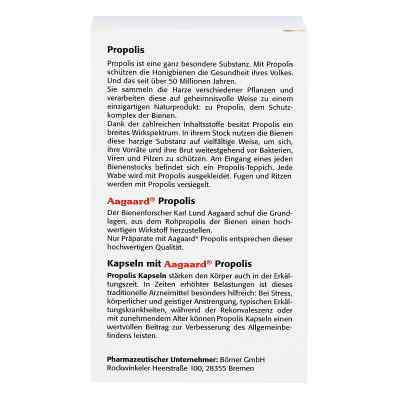 Aagaard Propolis kapsułki  zamów na apo-discounter.pl