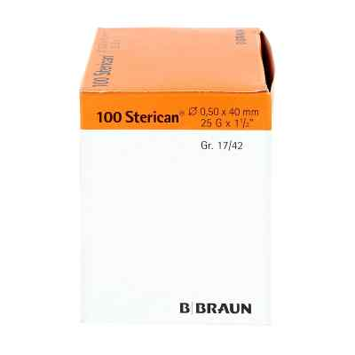 Sterican Dentalkan.luer 0,5x40  zamów na apo-discounter.pl