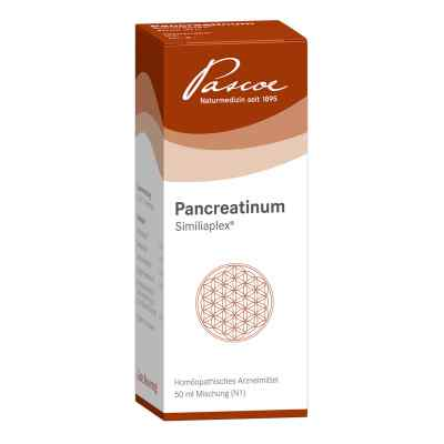 Pancreatinum Similiaplex Tropfen  zamów na apo-discounter.pl