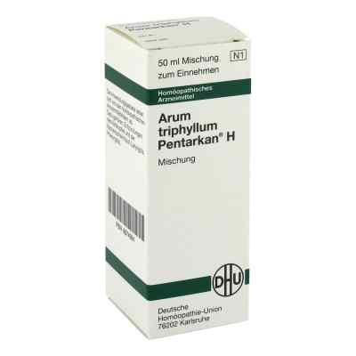 Arum Triphyllum Pentarkan H Dil.  zamów na apo-discounter.pl
