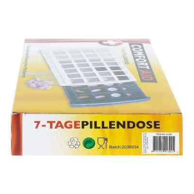 Opakowanie do dozowania tabletek na 7 dni z 28 przegródkami  zamów na apo-discounter.pl