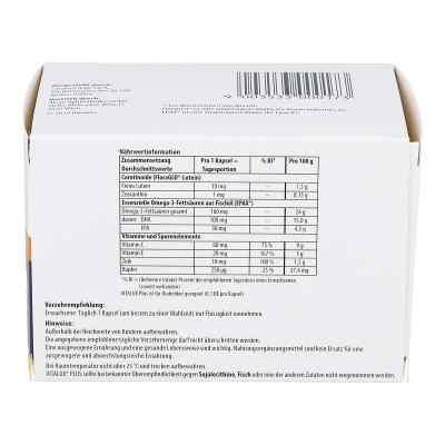 Vitalux Plus Lutein u. Omega 3 Kapseln