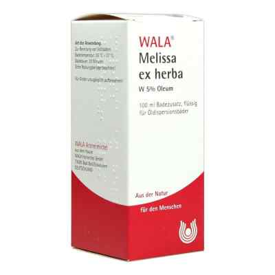 Melissa Ex Herba W 5% Oleum  zamów na apo-discounter.pl
