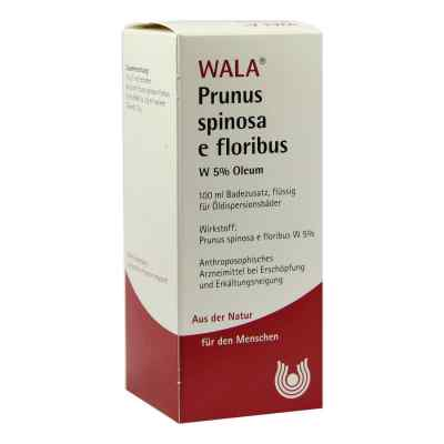 Prunus Spinosa E Flor. W 5% Oleum  zamów na apo-discounter.pl