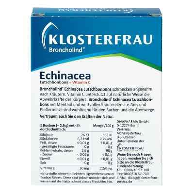 Broncholind Echinacea cukierki