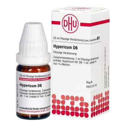 Hypericum D 6 Dil.  zamów na apo-discounter.pl