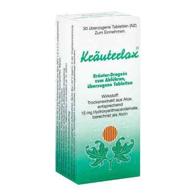 Kraeuterlax Dr.henk 15 mg Kraeuterdrag. z.Abf.  zamów na apo-discounter.pl