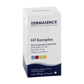 Dermasence H3 Komplex kapsułki