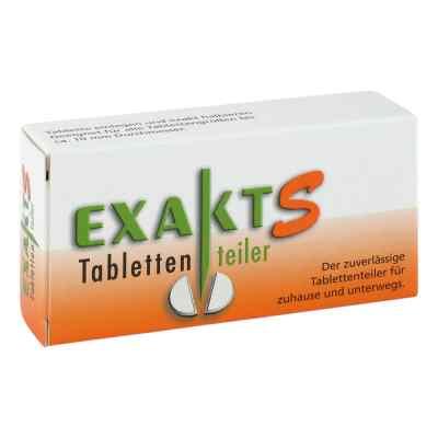 Exakt S podziałka na tabletki  zamów na apo-discounter.pl