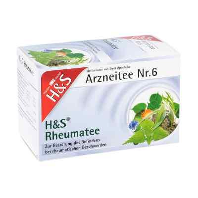 H&s herbatka na reumatyzm torebki  zamów na apo-discounter.pl