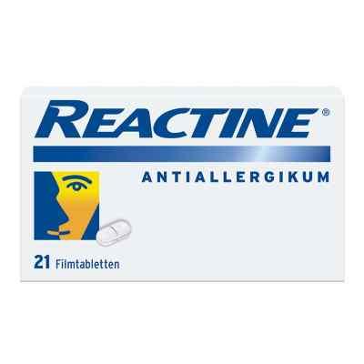Reactine tabletki antyalergiczne  zamów na apo-discounter.pl