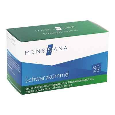 Schwarzkuemmel Menssana Kapseln  zamów na apo-discounter.pl